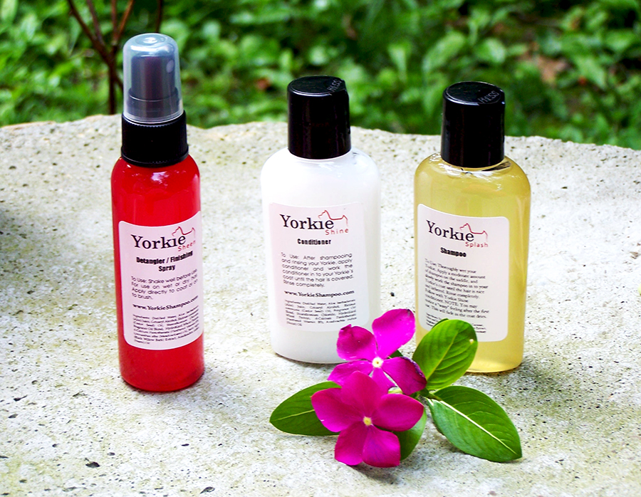 Yorkie Splash and Shine Review + Giveaway! Ends 8/30