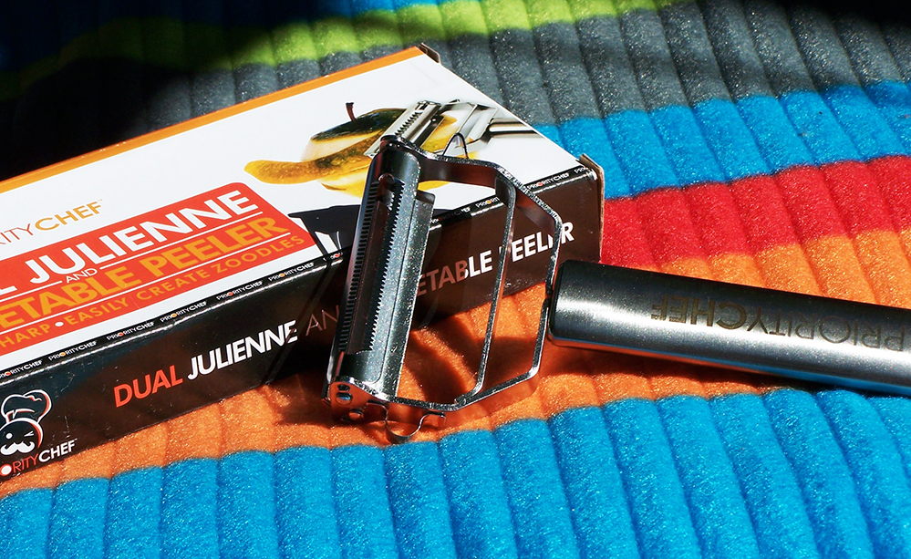 Dual Julienne and Vegetable Peeler Review
