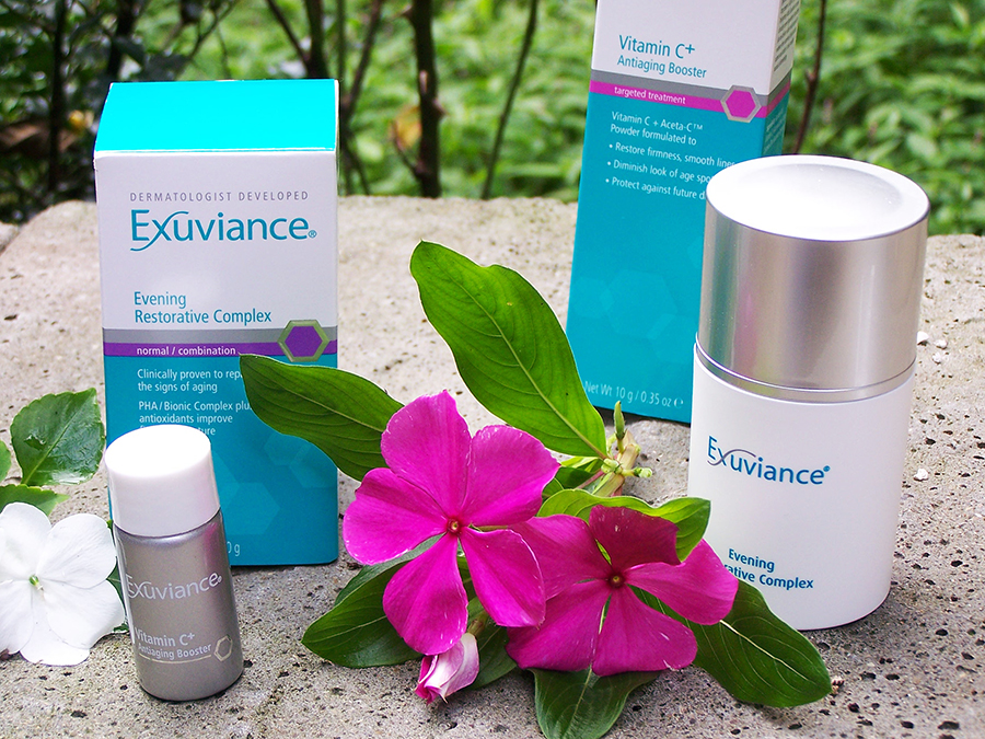 NEW Exuviance Illumination Duo Review