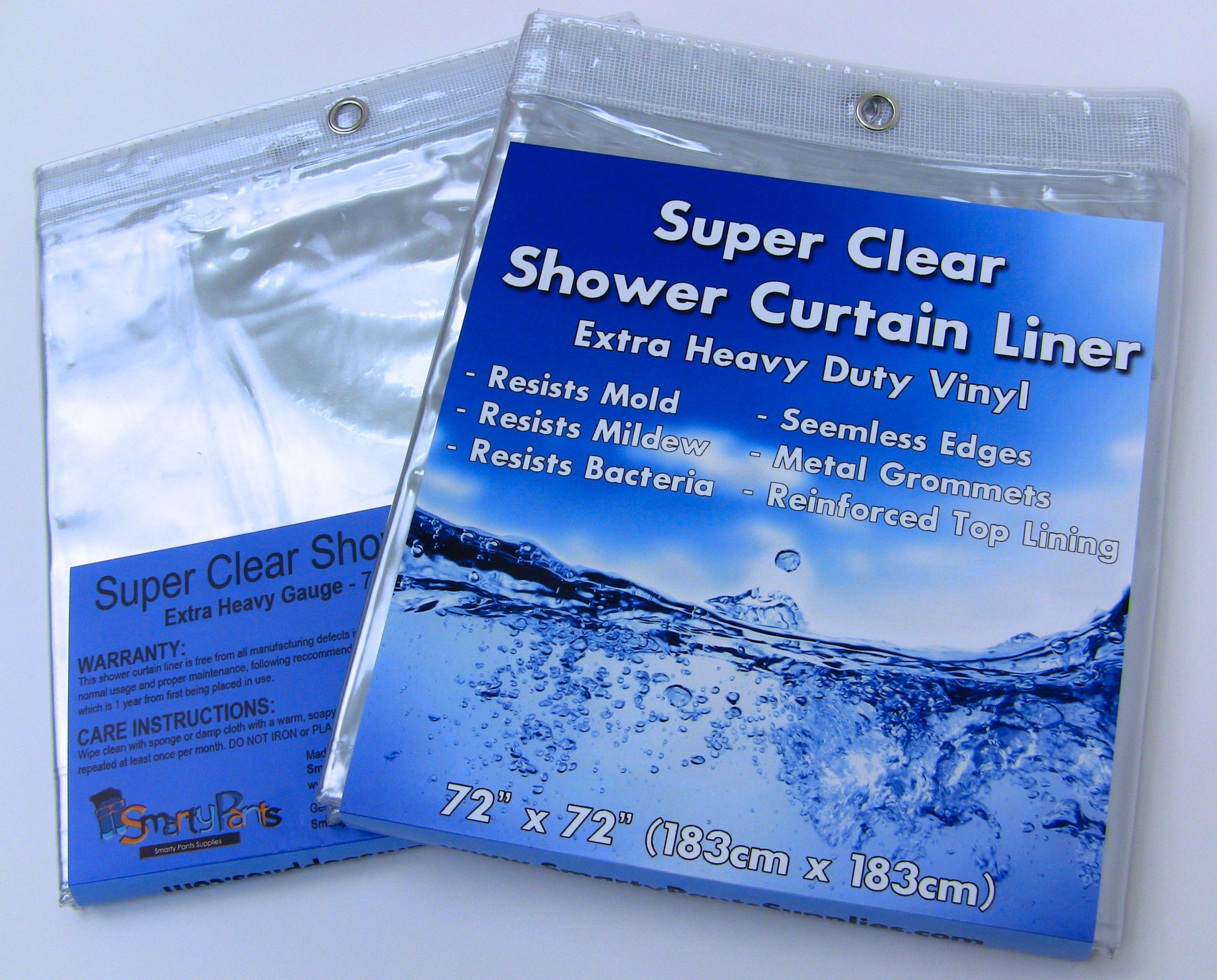 Clear Shower Curtain Liner Review