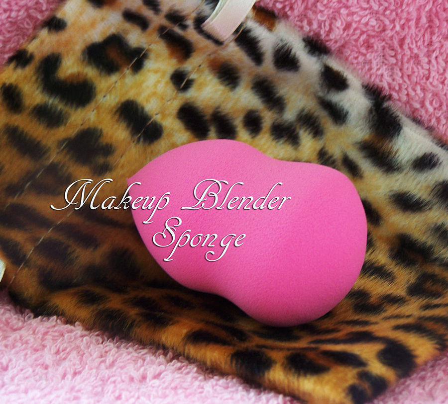 Makeup Blender Latex-Free Foundation Sponge