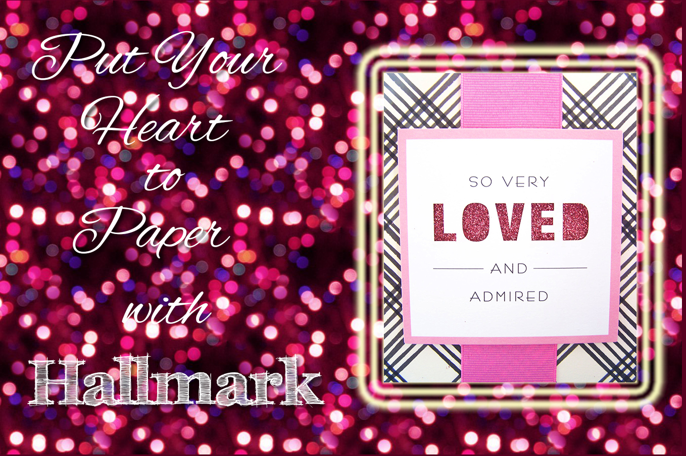 Beautiful Cards from Hallmark: A Mother's Day Giveaway! Ends 05-05 #LoveHallmark