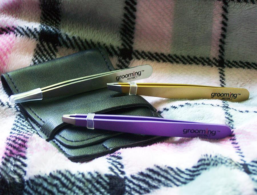 Grooming Tweezers Set