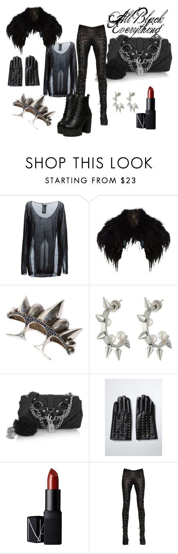 Two Spooky-Chic Looks For Halloween