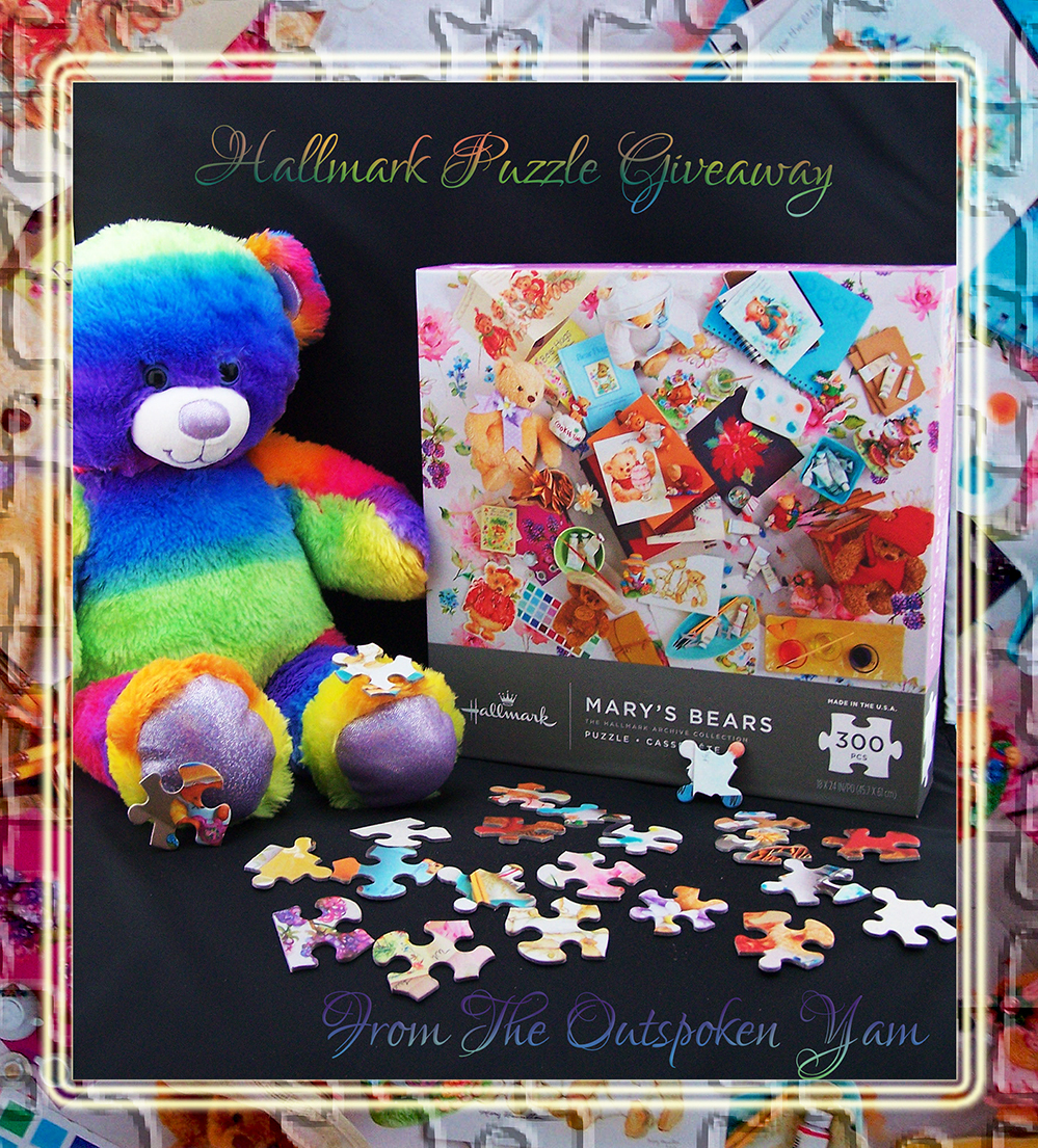 Hallmark Puzzle Giveaway, Ends 02/12
