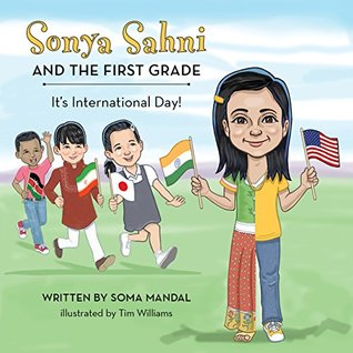 books, reviews, book bloggers, kids, children, first grade, America, India, international, culture, learning, friendship, bullying, school, back to school, picture books, l0braries, multiculturalism, parenting
