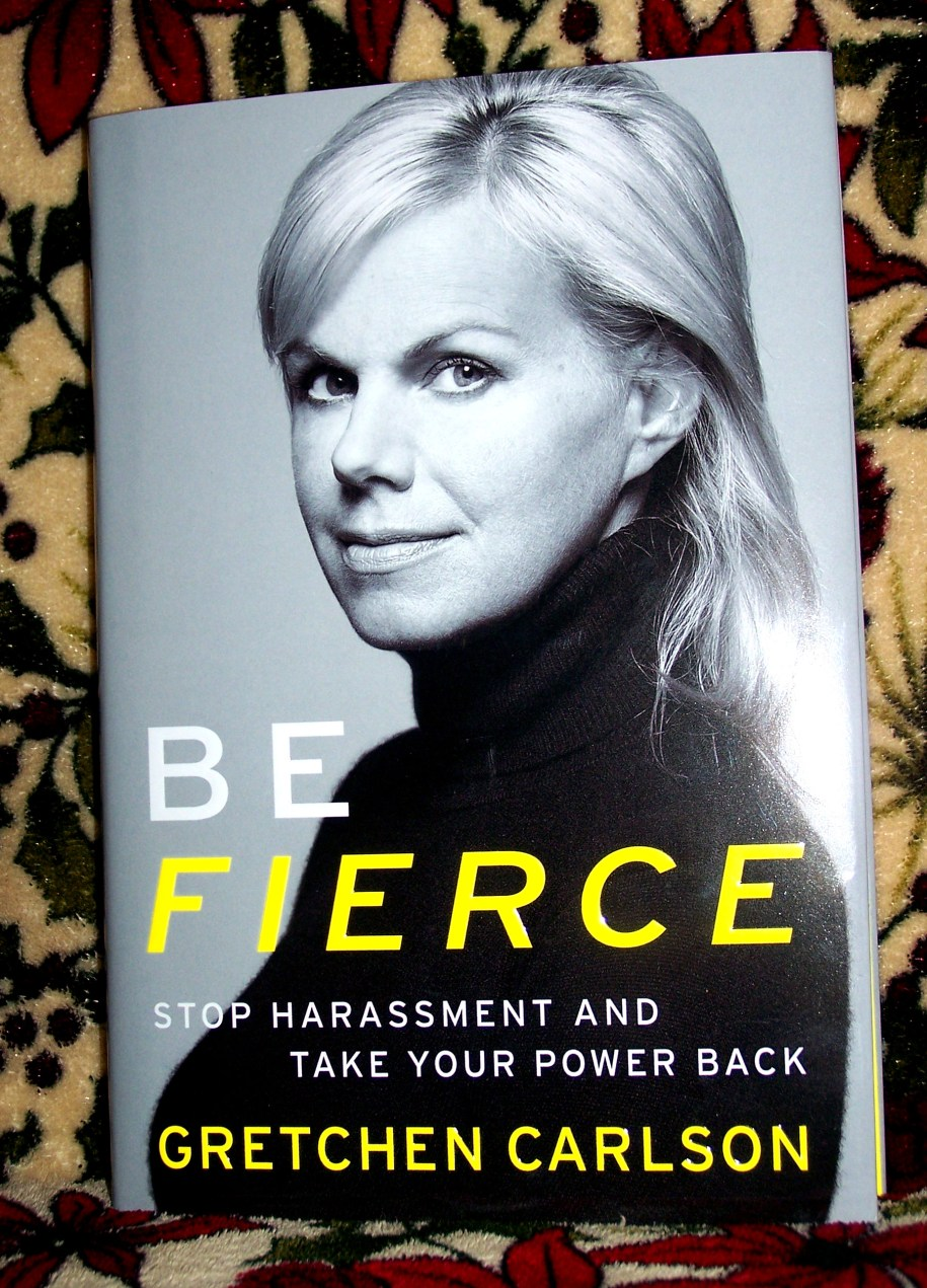 be fierce gretchen carlson book cover