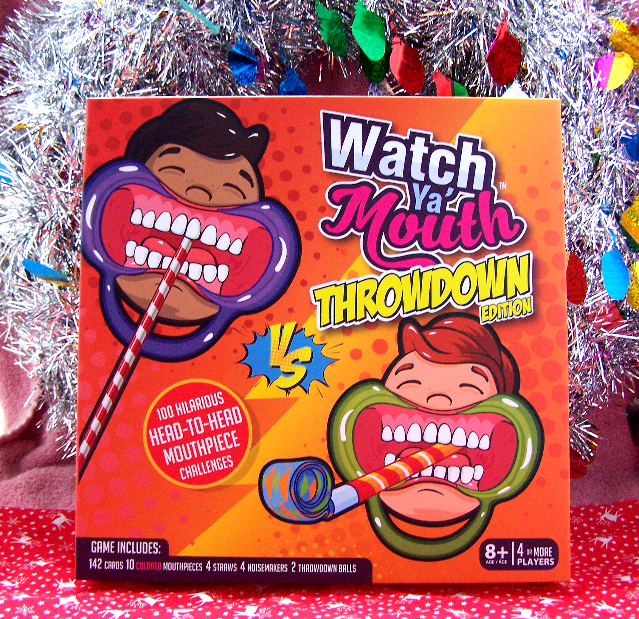 watch ya mouth game boardgame play kids christmas holiday gift guide hgg 2017 chilren family parents playing fun laughter best new christmas gifts