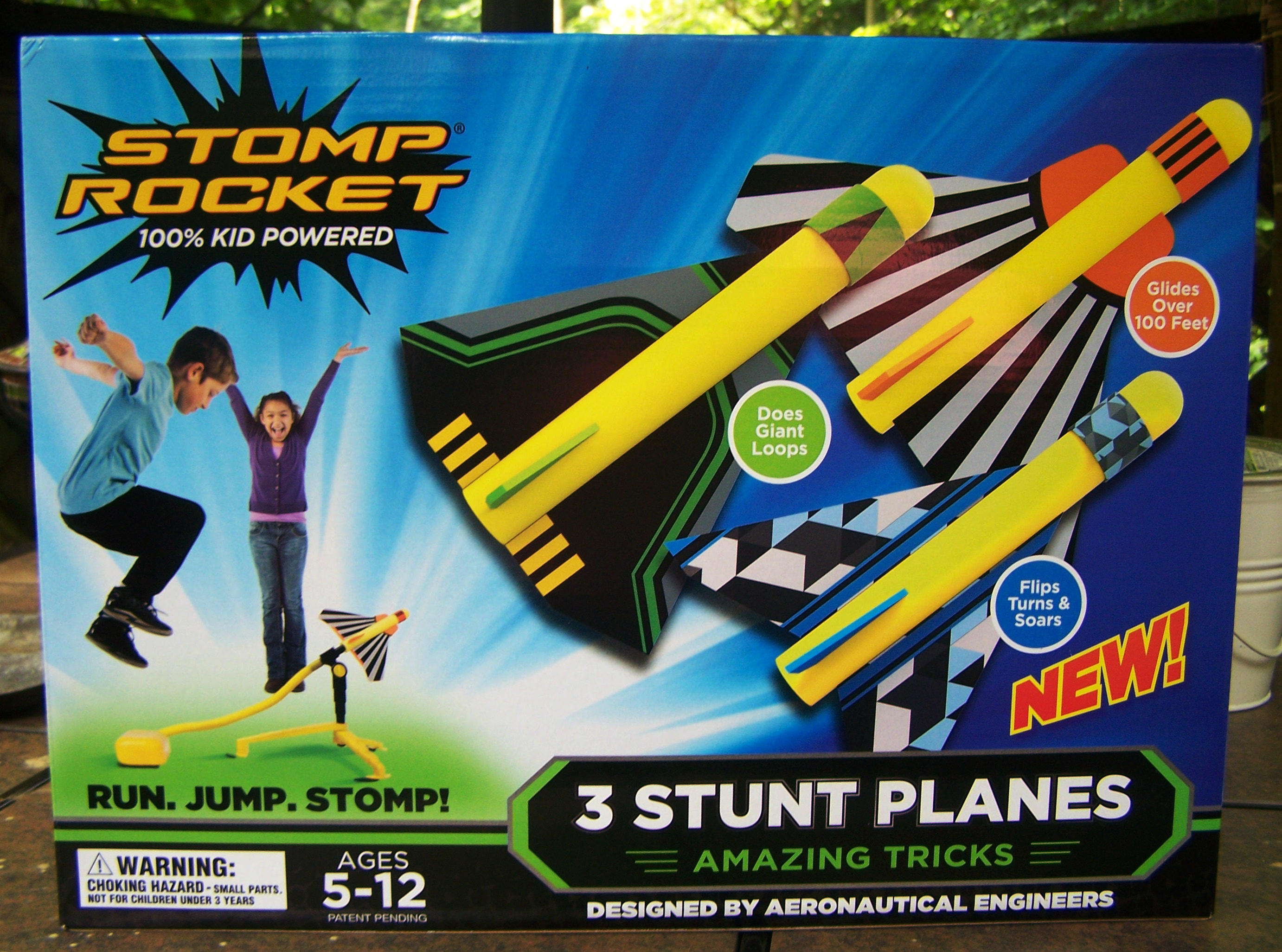 stomp rocket toy toys kids holiday gift guide fun family presents science stem nsa launch fun outdoor experiement pr friendly p.p. list ideas gifts christmas