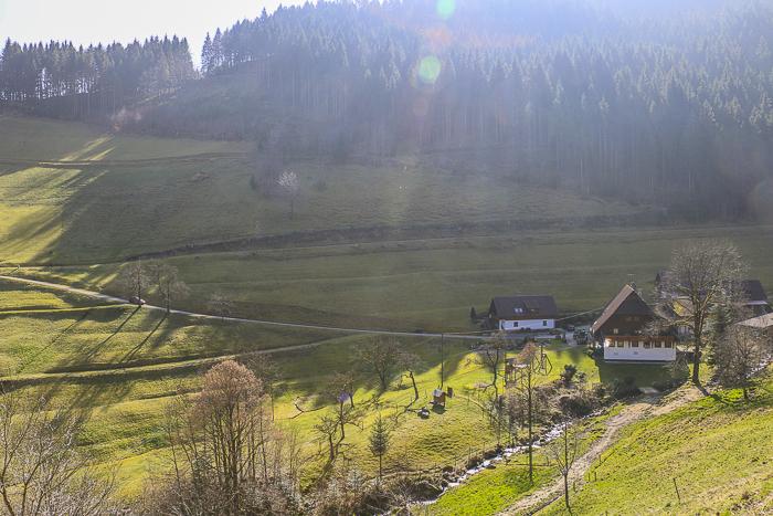 Simonswald, Black Forest, Germany