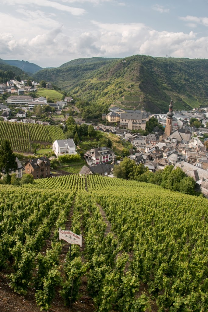 Cochem, Germany, Moselle Valley