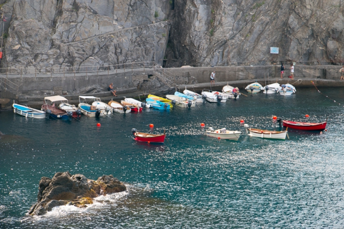 Manarola, Cinque Terre, Italy [Guten Blog Y'all]