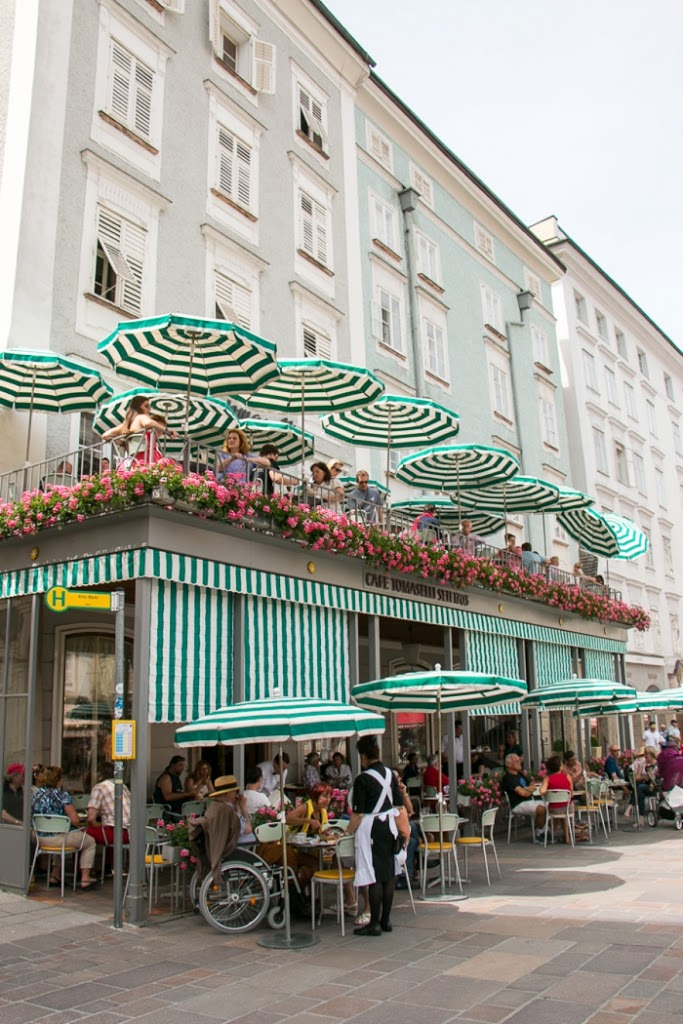 Beautiful Salzburg, Austria | Guten Blog Y'all