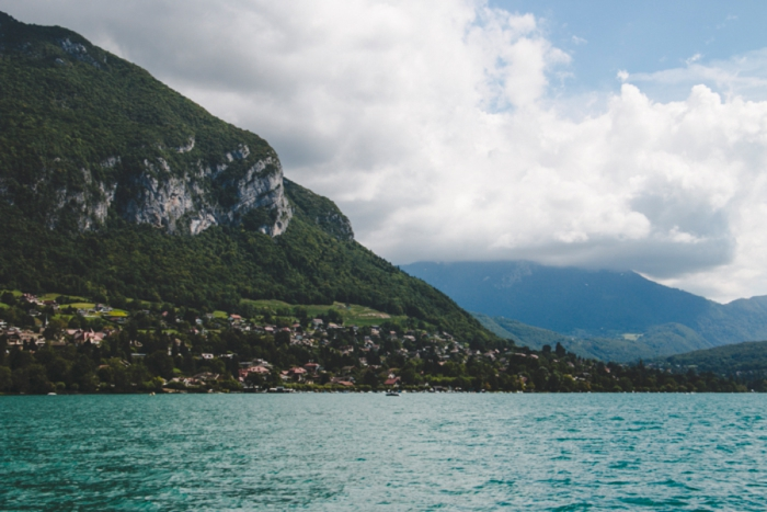 Lake Annecy, France | Guten Blog Y'all
