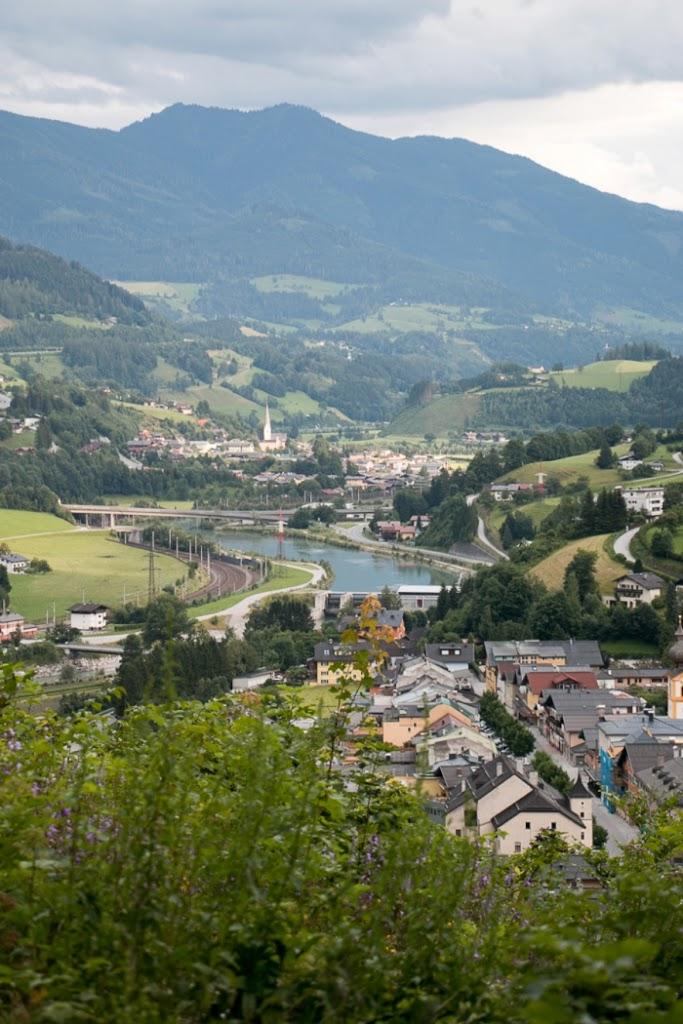 Burg Hohenwerfen, Austria