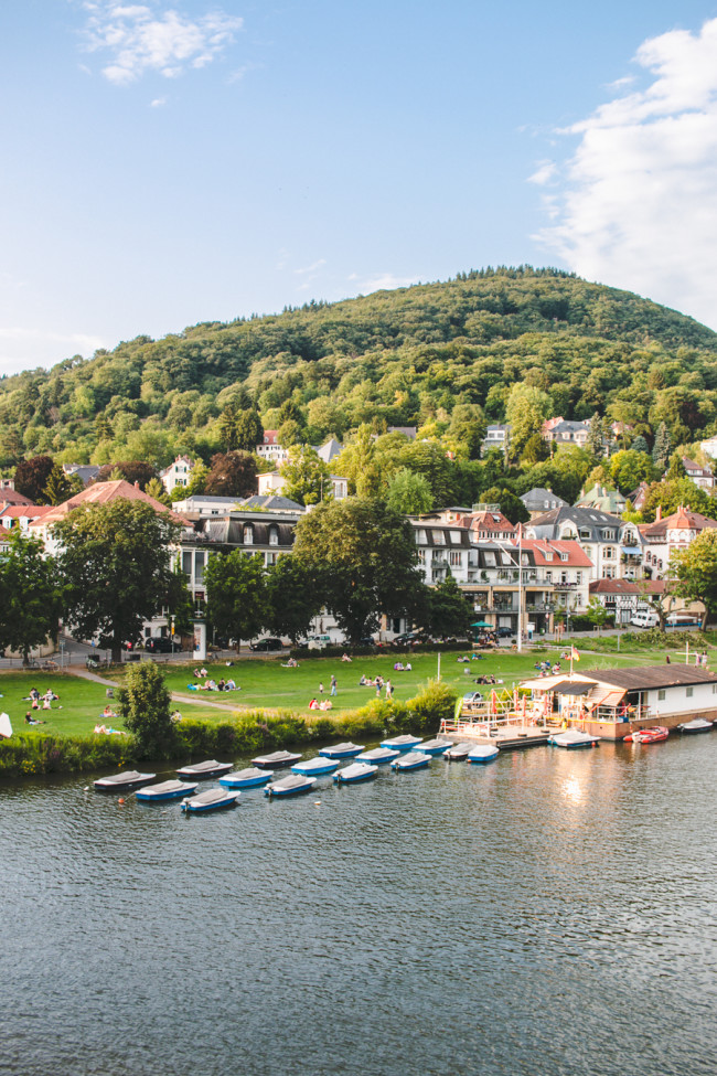 Heidelberg, Germany - The Overseas Escape-27