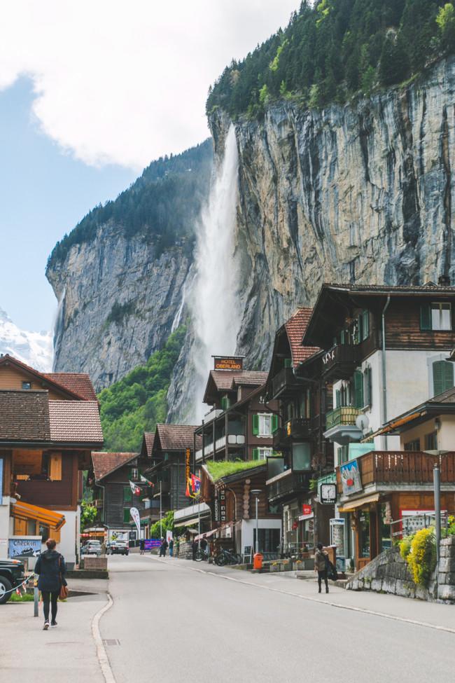 Lauterbrunnen, Switzerland - The Overseas Escape-3
