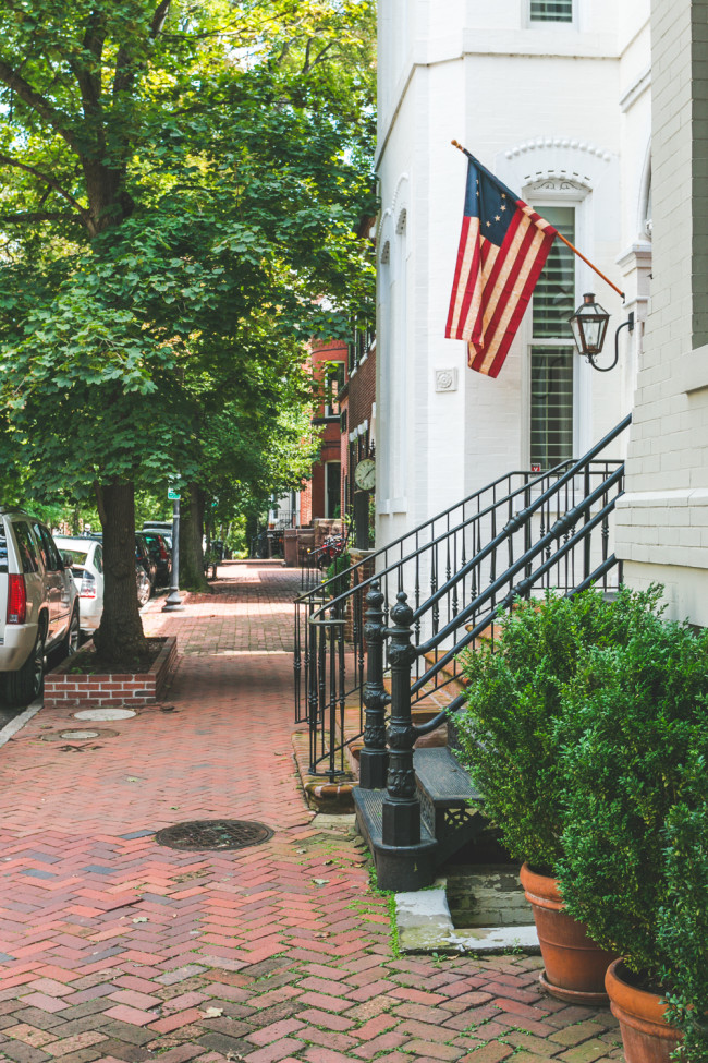 Georgetown, Washington DC - The Overseas Escape-1