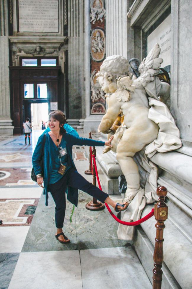 Rome, Italy - The Roman Guy - The Overseas Escape-22