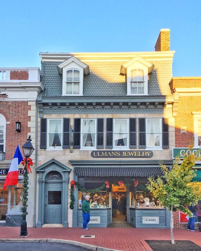 Fredericksburg, Virginia - The Overseas Escape -4