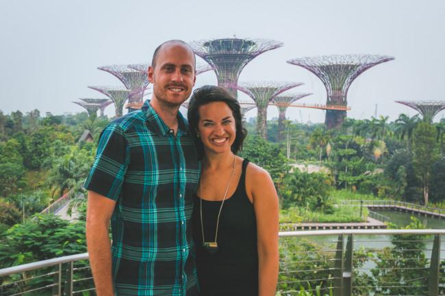 Marina Bay Sands - Singapore - The Overseas Escape-23