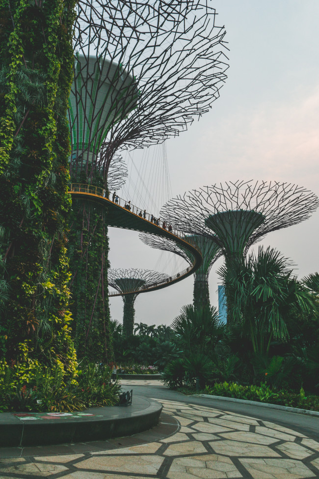 Marina Bay Sands - Singapore - The Overseas Escape-26