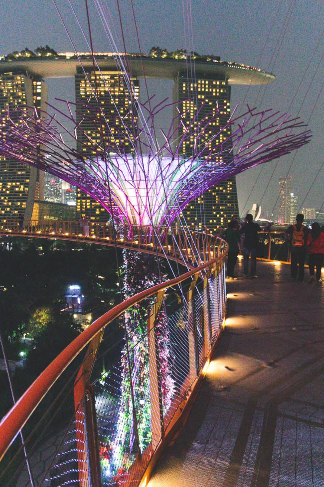 Marina Bay Sands - Singapore - The Overseas Escape-29