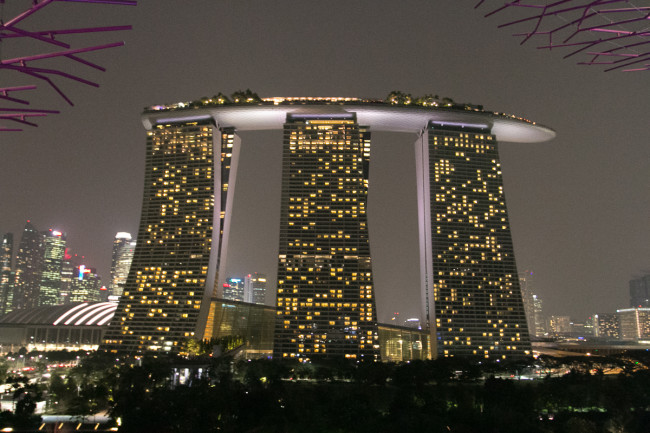 Marina Bay Sands - Singapore - The Overseas Escape-31