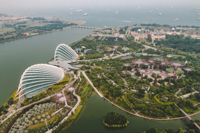 Marina Bay Sands - Singapore - The Overseas Escape-7