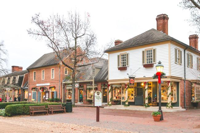 Colonial Williamsburg - The Overseas Escape-21