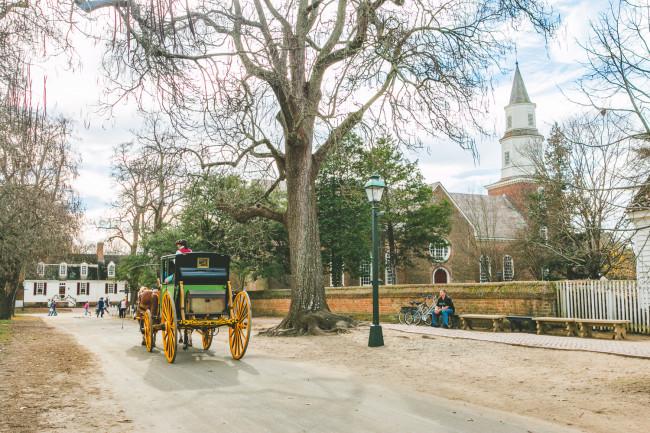 Colonial Williamsburg - The Overseas Escape-4