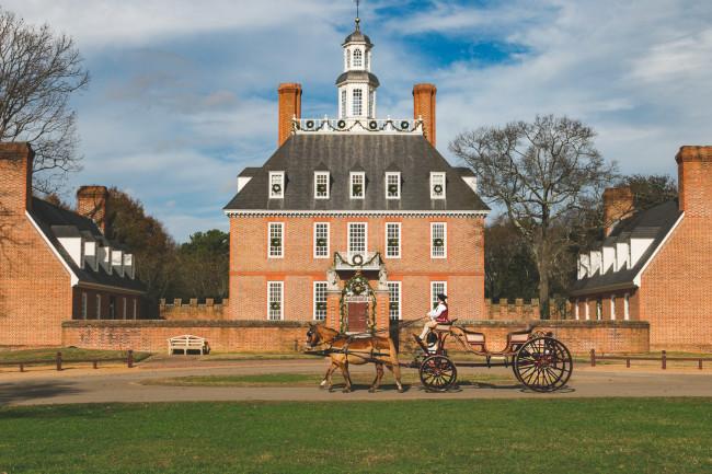 Colonial Williamsburg - The Overseas Escape-6