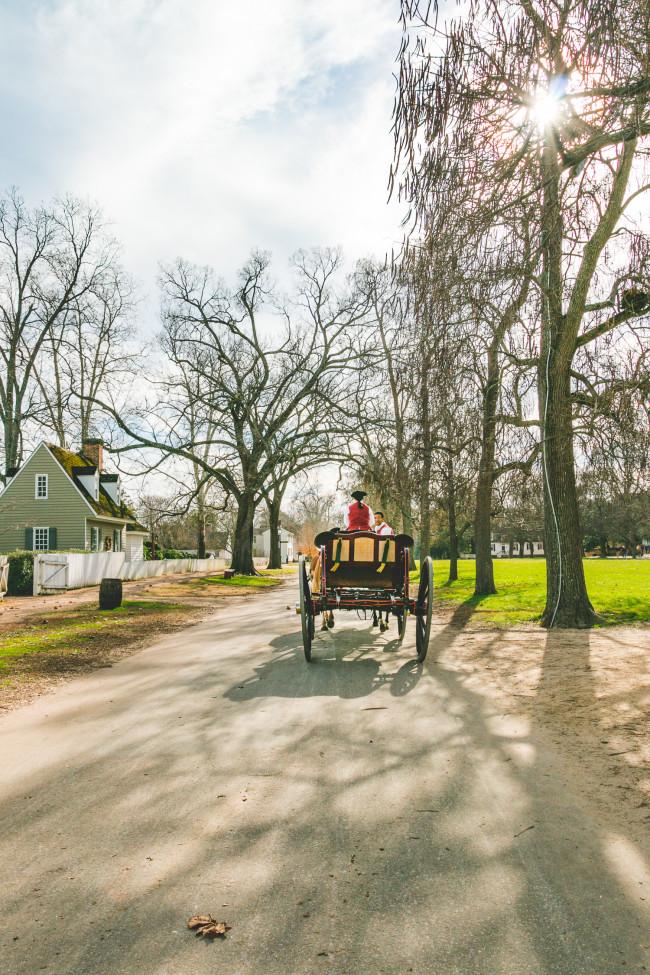 Colonial Williamsburg - The Overseas Escape-7