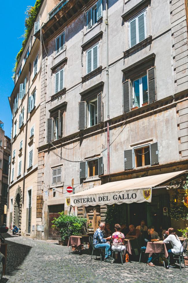 Rome, Italy - The Overseas Escape-46
