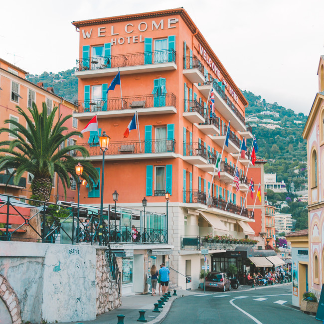 Margo - Villefranche-Sur-Mer, France - The Overseas Escape-1