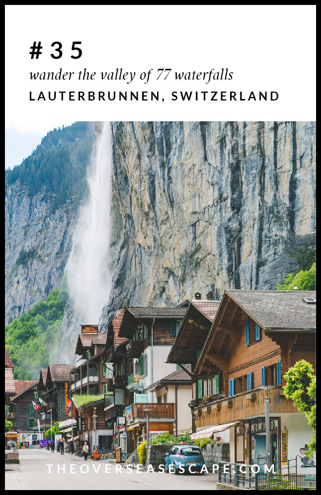 Big Bad Europe Bucket List - The Overseas Escape7