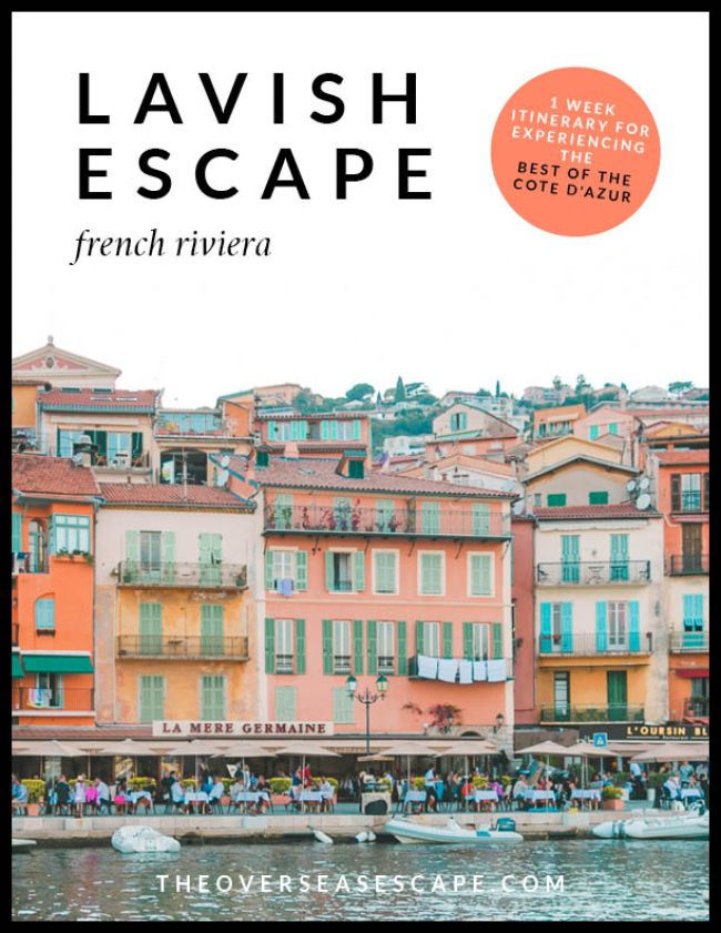 Lavish Escape - French Riviera Guide2