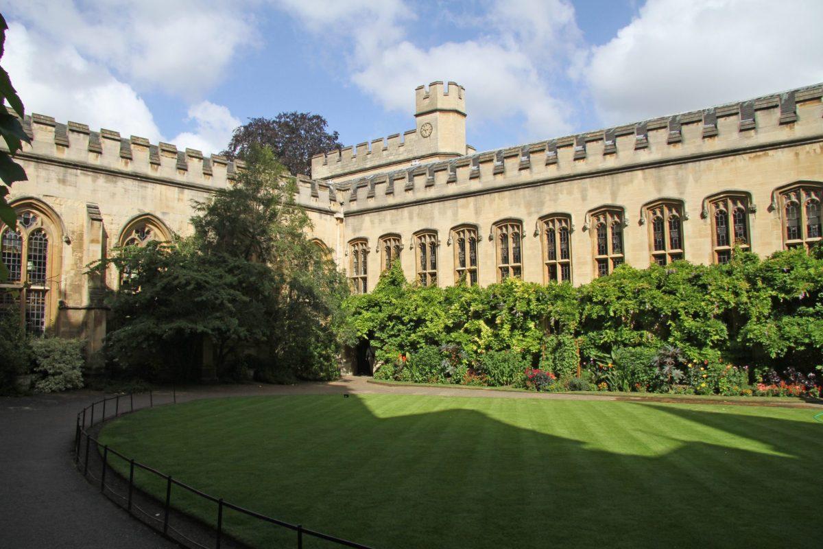 Balliol College, Oxford