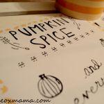 Fall Favorites + {Free} Themed Printables