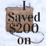 How I Saved $200 on Fall Fashion