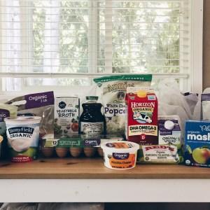 My Top 8 Favorite Organic Kids Snacks