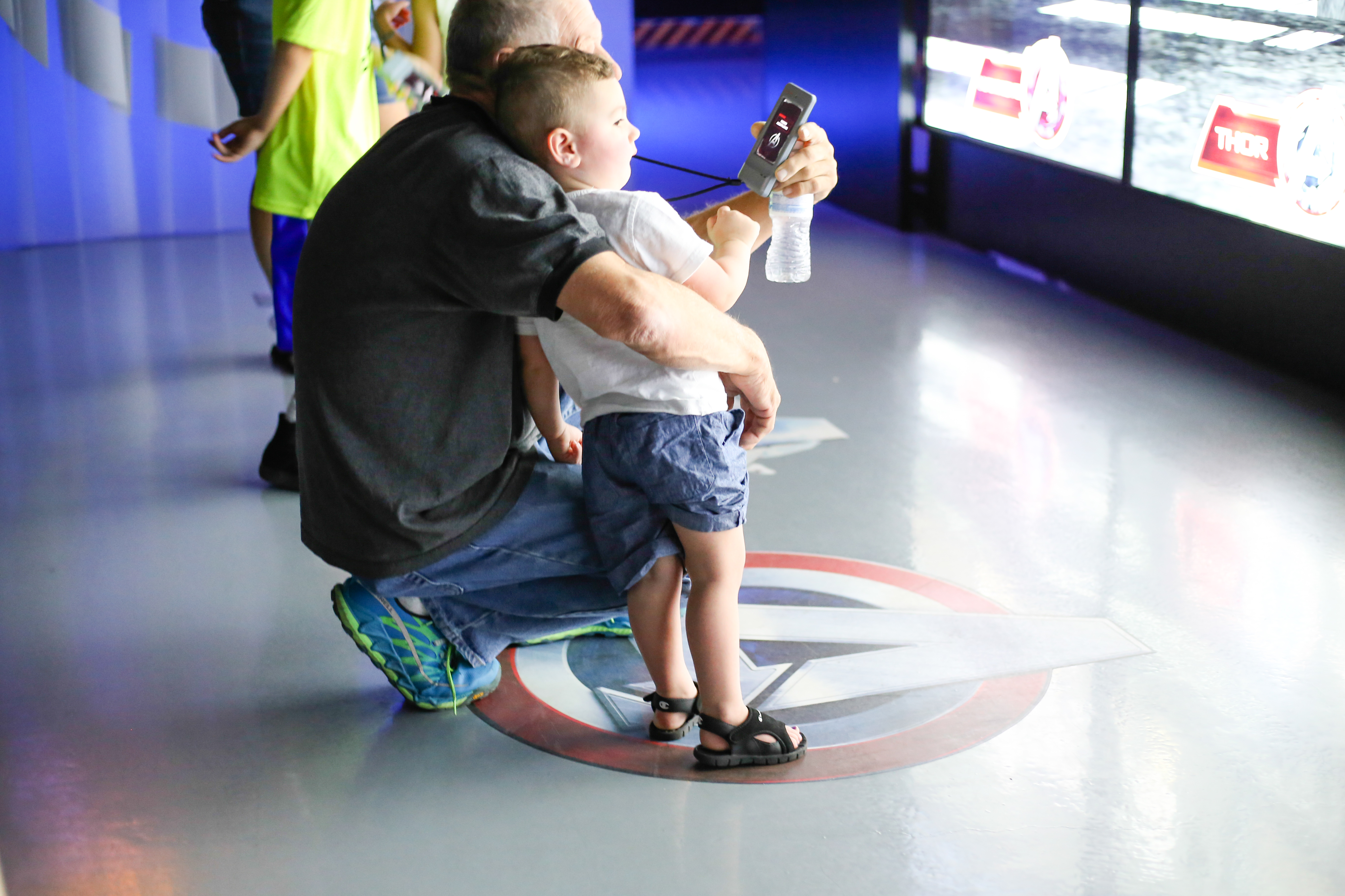 Avengers Station | Las Vegas Treasure Island | Things to do with kids in Las Vegas