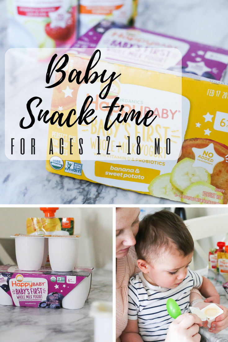 Baby Snack Time | Snacks for babies | Getting Creative with Flavors and Textures | #ad #happyfamilytarget #targetbaby #babyboy