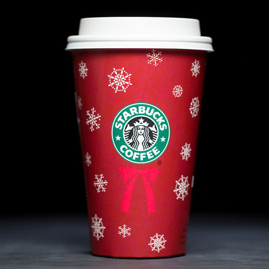 Iconic Packaging Starbucks Holiday Cup The Packaging