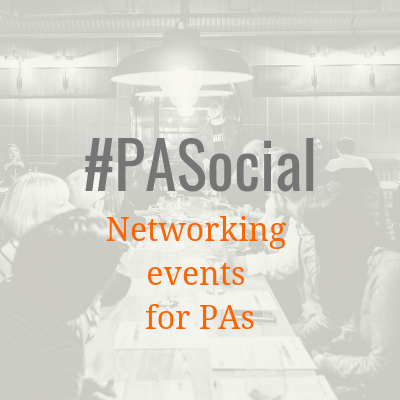 Networking events for PAs