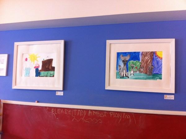 Student Art - Paint Box School Of