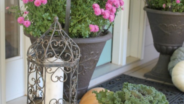 Fall House Tour-Part 1- The Porch