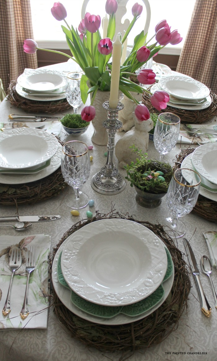 english-countryside-bowl-over-lettuce-plate-easter-table