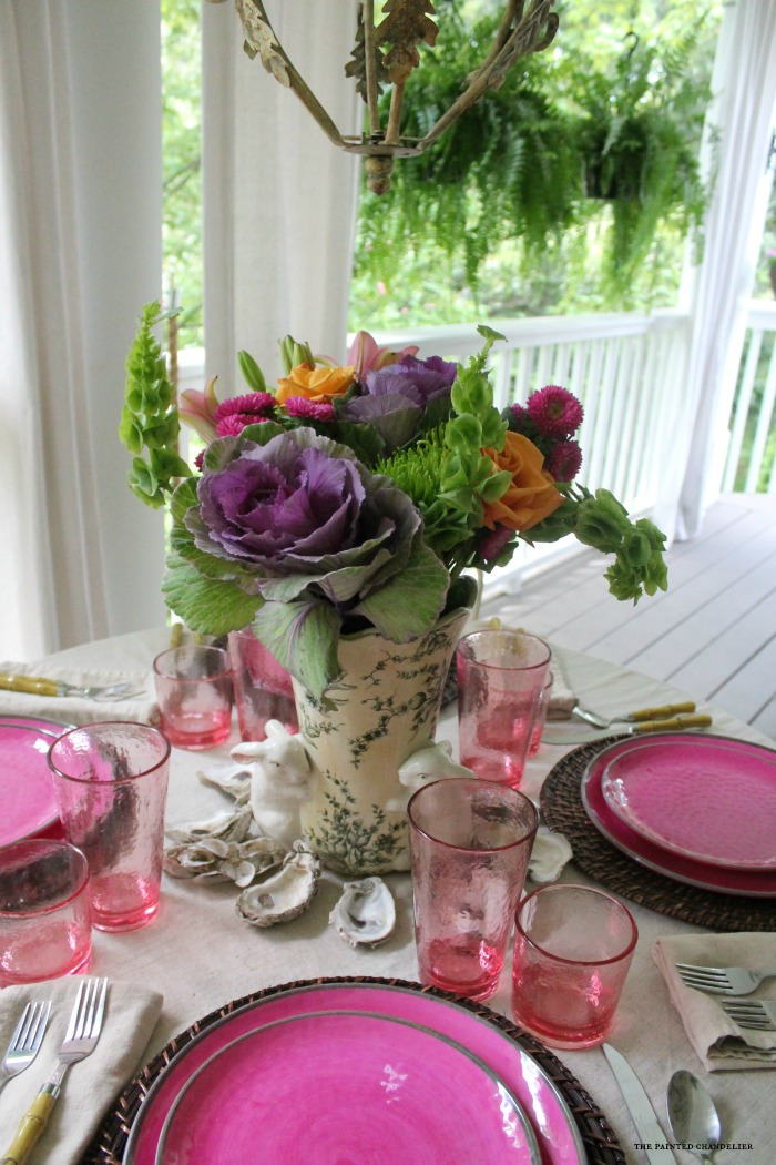 cabbage-and-roses-with-pink-plates