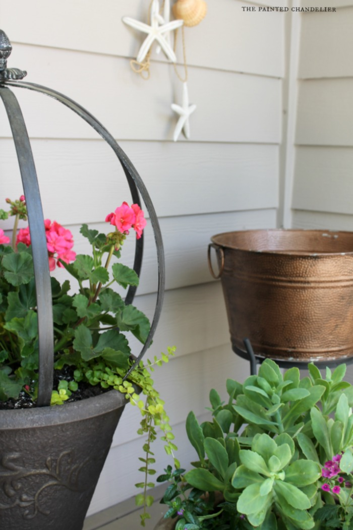 deck-makeover-the-painted-chandelier-blog-geraniums